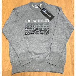 【Mサイズ】LW01 ループウィラー20周年記念限定スウェット(スウェット)