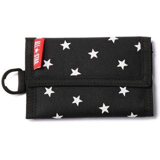 コンバース(CONVERSE)の新品 未開封 タグ付き コンバース 財布 折財布 ウォレット 星 スター柄(財布)
