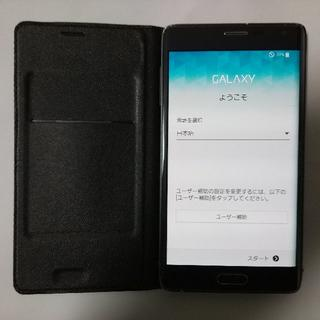 NTTdocomo - Docomo GALAXY Note Edge SC-01G Simフリー