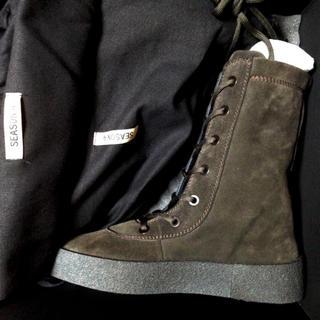 アディダス(adidas)のYEEZY SEASON4 カニエウエスト イージー コンバットブーツ(ブーツ)