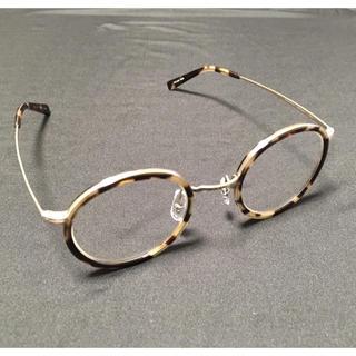 アヤメ(Ayame)の【新品未使用】増永眼鏡 MASUNAGA チタン GMS-804 メガネ(サングラス/メガネ)