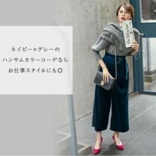 ジーユー(GU)の❤【美品】GU・カシミヤタッチストール♪送料無料♪(ストール/パシュミナ)
