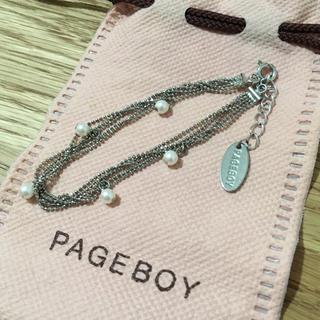 ページボーイ(PAGEBOY)のPAGEBOY ブレスレット(ブレスレット/バングル)
