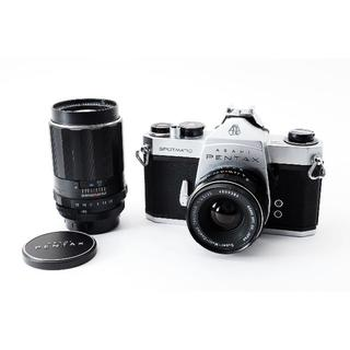ペンタックス(PENTAX)のペンタックス 35mm F3.5 + 135mm F3.5 #395882(レンズ(ズーム))