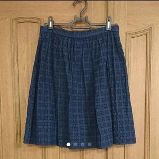 ユニクロ(UNIQLO)のユニクロ レース スカート(ひざ丈スカート)