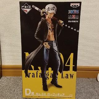 バンダイ(BANDAI)の値下げ 一番くじワンピース D賞 ローフィギュア(アニメ/ゲーム)