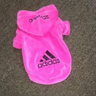 アディダス(adidas)の犬用 服(ペット服/アクセサリー)