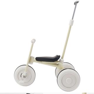 ムジルシリョウヒン(MUJI (無印良品))のmuuko様 専用     無印  三輪車(三輪車)