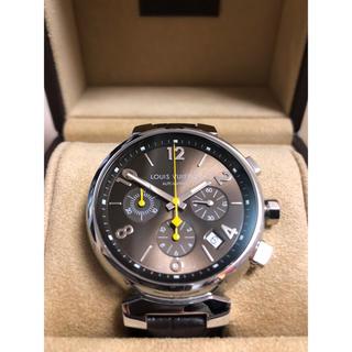 ルイヴィトン(LOUIS VUITTON)の腕時計 タンブール ルイ ヴィトン クロノ メンズ コレクション レア(その他)