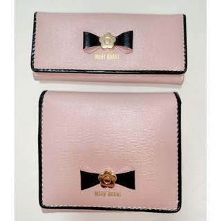 マリークワント(MARY QUANT)のMARY QUANT 三つ折財布 (折り財布)