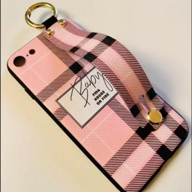 コーチ iphone8plus ケース / ハンドベルト付  ☆新品☆   iPhoneケース  ☆  7/8/X/XSの通販 by matsuhana's shop|ラクマ