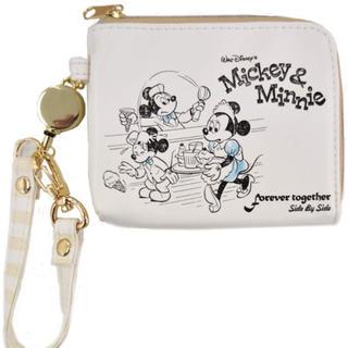 Disney - ミッキーミニー☆カードホルダーケース