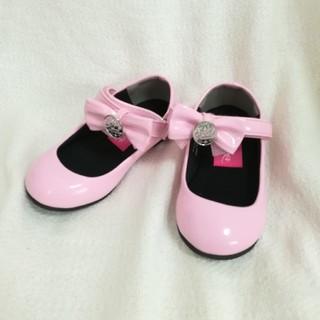 ディズニー(Disney)のビビディバビディブティック 靴17【美品】(フォーマルシューズ)