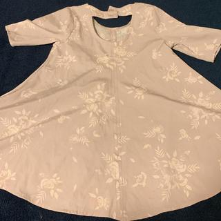 5a9031f021857 オールドネイビー(Old Navy)のold navy ピンク 春ドレス ワンピース 3才 95