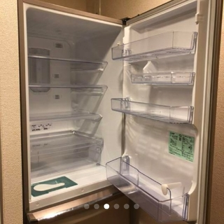 ミツビシデンキ(三菱電機)のMITSUBISHI 3ドア 冷蔵庫(冷蔵庫)