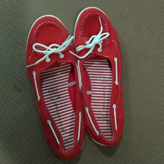 プライマーク(PRIMARK)のプライマーク 靴 25cm マリン風 (バレエシューズ)