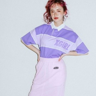 エックスガール(X-girl)のロングスカート(ロングスカート)