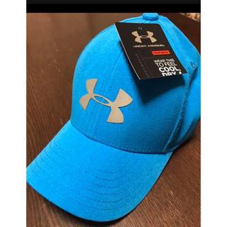 アンダーアーマー(UNDER ARMOUR)のキャップ(帽子)