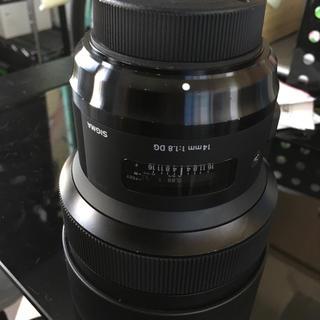 シグマ(SIGMA)のSIGMA 単焦点超広角レンズ Art 14mm F1.8 DG HSM(レンズ(単焦点))