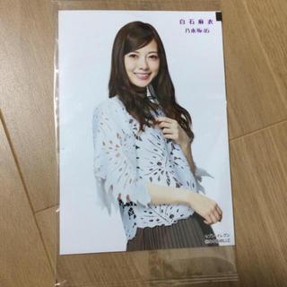 ノギザカフォーティーシックス(乃木坂46)の白石麻衣  写真(写真/ポストカード)