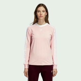 アディダス(adidas)の新品タグ付☆アディダスオリジナルス☆3ストライプロングスリーブTシャツ☆JXOT(Tシャツ(長袖/七分))