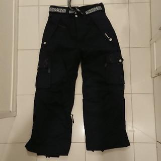 キスマーク(kissmark)のキスマークkissmark スキーウェアスノボーウェア パンツ 黒(ウエア)