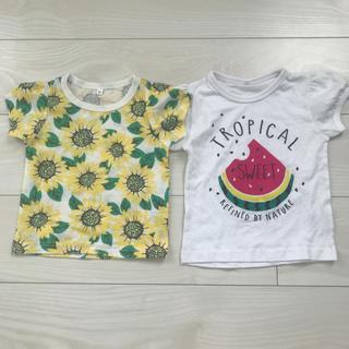 シマムラ(しまむら)のTシャツ しまむら 80㎝(Tシャツ)
