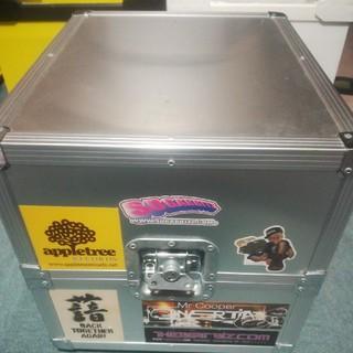 90s R&B レコード90枚&100枚収納 高級ハードケース DJ 機器(ターンテーブル)