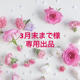 3月末まで様専用出品♡♡(ピアス)