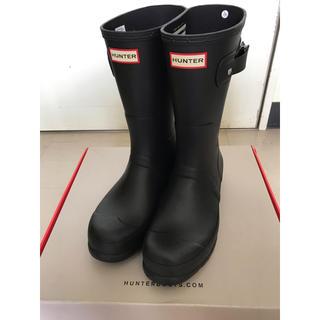 ハンター(HUNTER)のハンター メンズ オリジナル ショート レインブーツ(長靴/レインシューズ)
