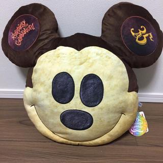 ディズニー(Disney)のミッキー パン クッション(クッション)