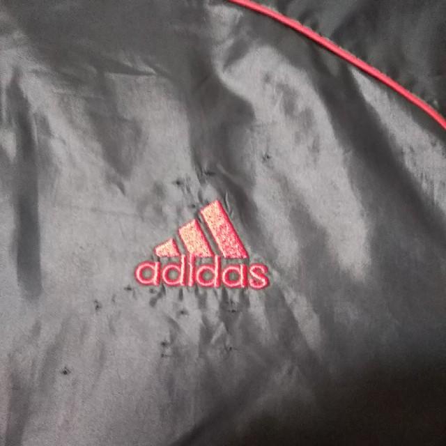 adidas(アディダス)のadidasシャカシャカ160 キッズ/ベビー/マタニティのキッズ服男の子用(90cm~)(その他)の商品写真