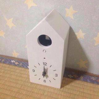 ムジルシリョウヒン(MUJI (無印良品))の無印良品 鳩時計(その他)