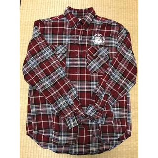 キャプテンサンタ(CAPTAIN SANTA)のキャプテンサンタ メンズ XL 綿ウールシャツ(シャツ)
