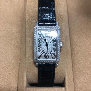 フランクミュラー(FRANCK MULLER)の《詳細確認用》FRANCK MULLER ロングアイランド 正規品(腕時計)
