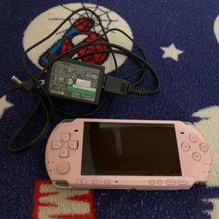 プレイステーションポータブル(PlayStation Portable)のPSP 3000 akb48仕様(携帯用ゲーム本体)