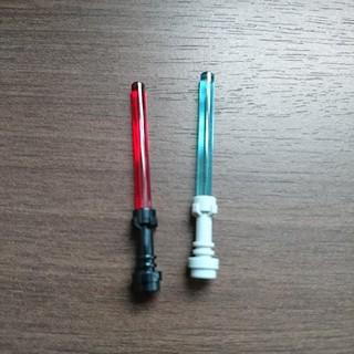 レゴ(Lego)の新品 レゴ スターウォーズ ライトソード ライトセーバー 2本 組み合わせ自由(キャラクターグッズ)