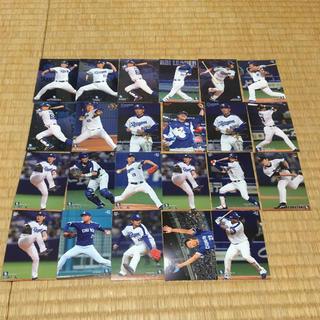 チュウニチドラゴンズ(中日ドラゴンズ)のプロ野球チップスカード  23枚 中日ドラゴンズ(スポーツ選手)