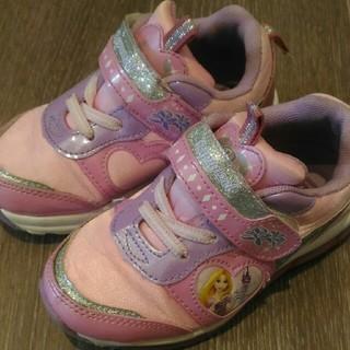 ディズニー(Disney)のディズニーラプンツェル 17センチ 靴(スニーカー)