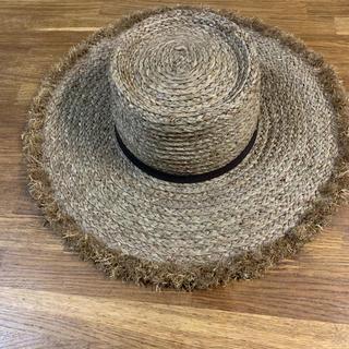 ルームサンマルロクコンテンポラリー(room306 CONTEMPORARY)のもっち様専用(麦わら帽子/ストローハット)