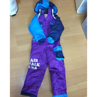 男女兼用120〜140スキーウェア スノボ おまけ付き(ウエア)