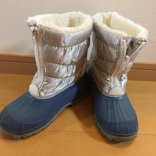 23センチ スノーブーツ(長靴/レインシューズ)
