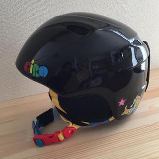 ジロ(GIRO)のGIRO スキースノーボード子供用ヘルメット XS/S(箱付き)(その他)