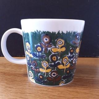 ミナペルホネン(mina perhonen)のminaperhonen×iittala マグカップ(グラス/カップ)