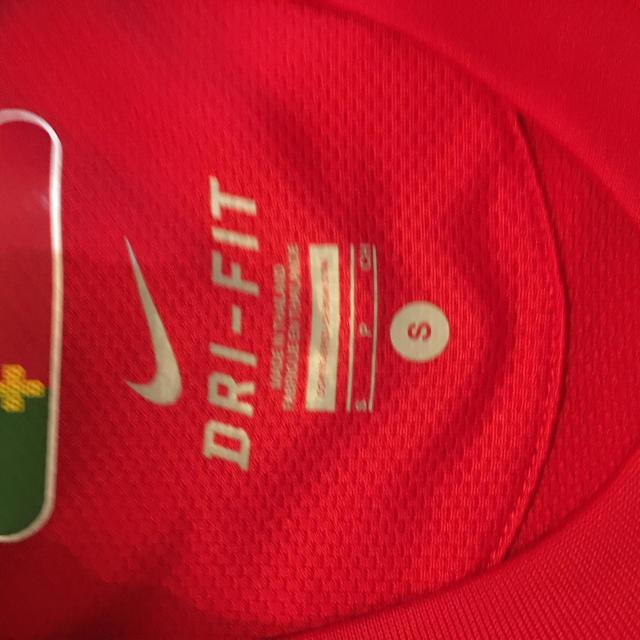 NIKE(ナイキ)のサッカー代表Tシャツ スポーツ/アウトドアのサッカー/フットサル(応援グッズ)の商品写真