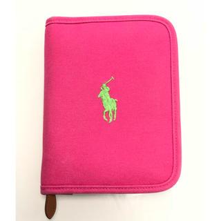 ラルフローレン(Ralph Lauren)のラルフローレン 母子手帳ケース ピンク(母子手帳ケース)