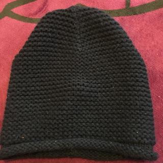 ザラ(ZARA)のニット帽(ニット帽/ビーニー)