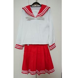 【美品】らき☆すた 風 制服(衣装一式)