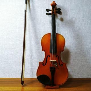 【良音日本製】スズキ 1/10 No.280 バイオリン(ヴァイオリン)