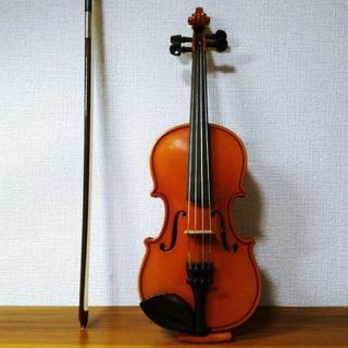【良音ドイツ製】 ルドルフ フィドラー 1/10 バイオリン(ヴァイオリン)